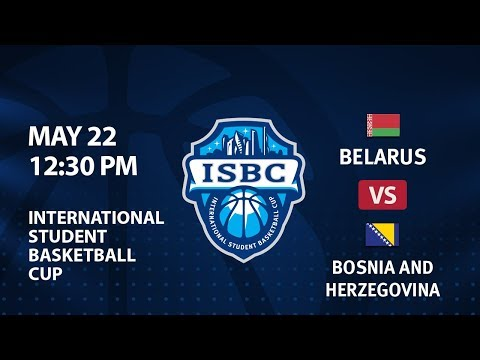 Belarus vs Bosnia and Herzegovina. ISBC, Playoffs