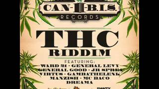 THC riddim full mix (2011, Can-I-B.I.S. records, Italy)