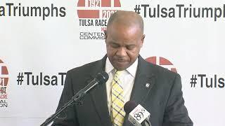 1921 Tulsa Race Riot Commission Renamed Race Massacre Commission