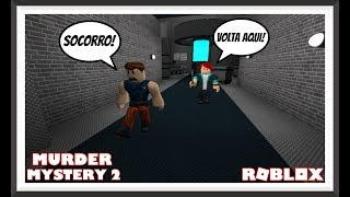 I'M GOING TO KILL YOU ALL! (ROBLOX-MURDER MYSTERY 2)