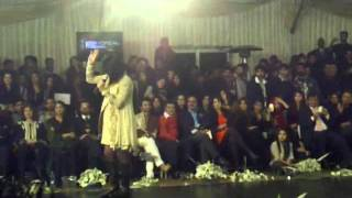 Quratulain Balouch Performing Akhiyan Nu Rehn De ( Deejay Ali Star Mix ).3GP