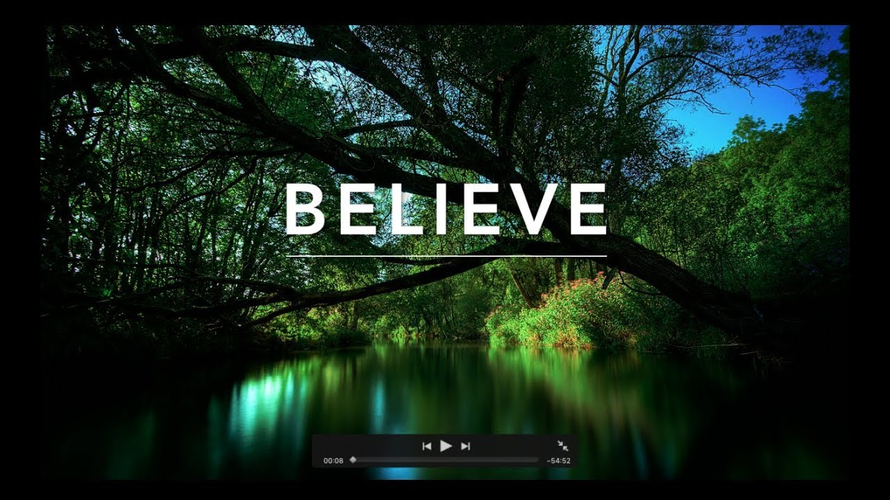 BELIEVE - Piano Instrumental | Faith Scriptures | Prayer