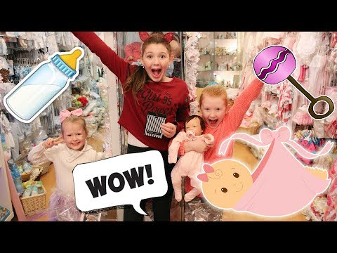 AN AMAZING SURPRISE FOR THE GIRLS! + A HUGE ANNOUNCEMENT!