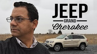 2014 Jeep Grand Cherokee | an average guy's review
