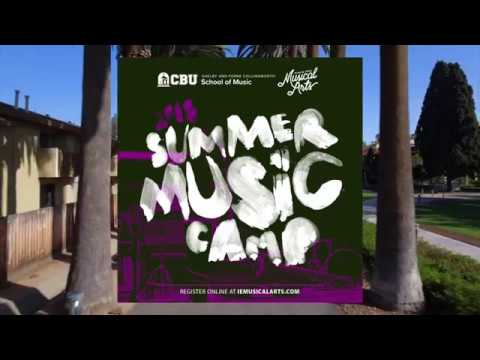 Music Summer Camp 2018