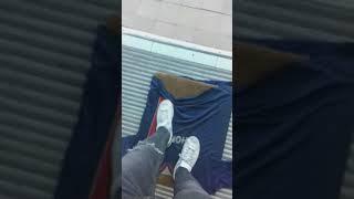 Paillasson du psg à la boutique de l'OM