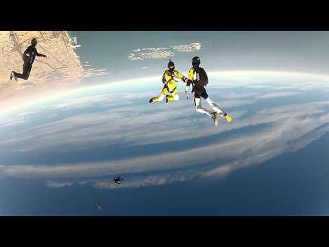 Skydive Dubai Winter Festival 2012 - 2013 - Day 5