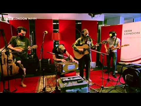 Anderson, McGinty, Webster, Ward, And Fisher - The Pigeon Song (On The BBC's Sunday Night Sessions)