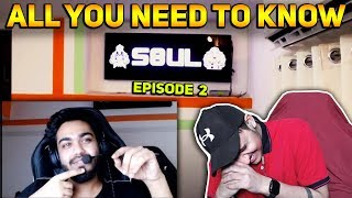 Ep.2 All you need to know | S8UL gaming house in lockdown ft. @8bit_mamba