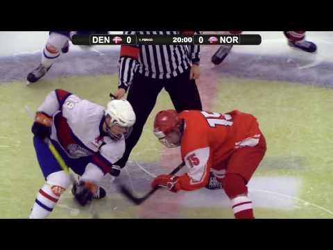 U18: Denmark - Norway (11-02-2017)