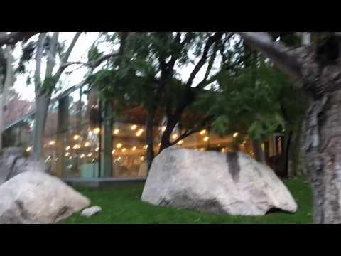 A tour of the Esri Campus in Redlands California