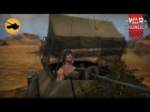 Rambo.mp4 - War Thunder Meme