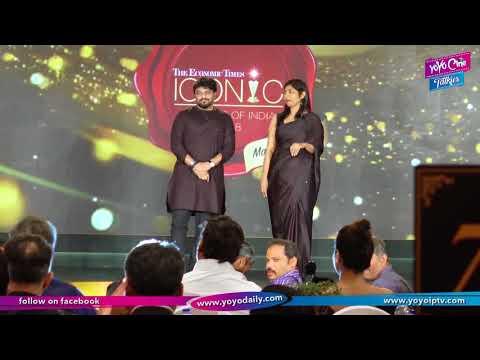 Iconic Awards 2018 | International Awards | Kajol | Jackie Shroff |  YOYO Cine Talkies thumbnail