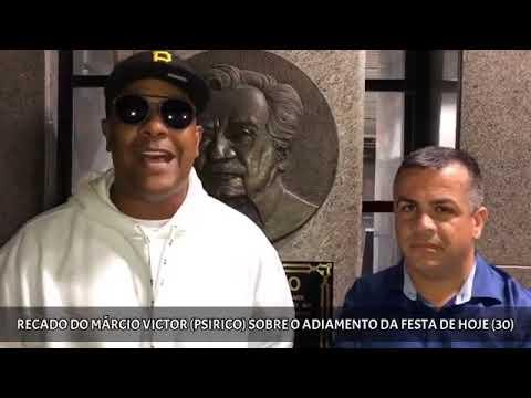 ASSISTA: MÁRCIO VICTOR DEIXA RECADO AOS ILHEENSES SOBRE O CANCELAMENTO DO SHOW