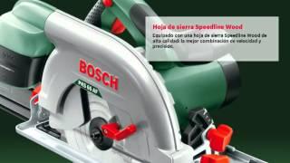Sierra circular portatil Bosch PKS 66 AF