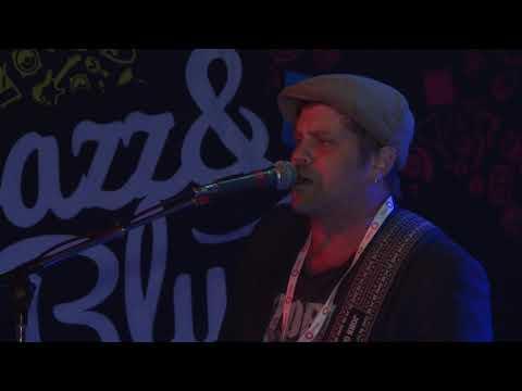 CHRIS GREY @ Bluespand - Northcty jazz@ blues festival K,Mitrovica 2018.