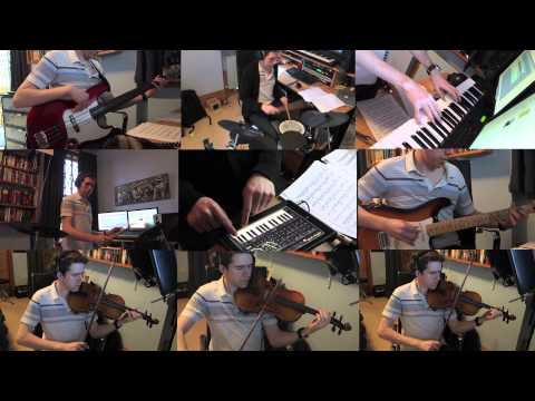 Thing of Gold Full Transcription ( Snarky Puppy cover ) Simon Hendry Duodecet