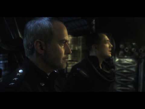 """John Alton in """"Starship Rising"""""""