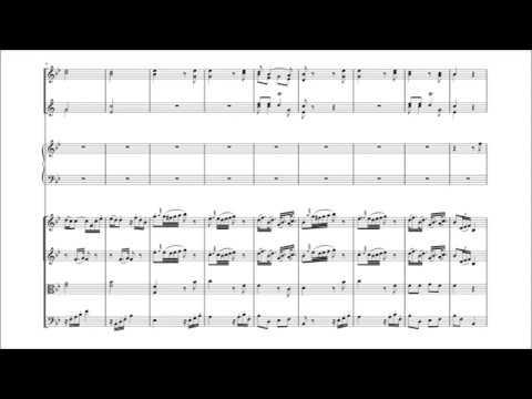 Wolfgang Amadeus Mozart - Piano Concerto No. 2 In B-flat Major, K. 39
