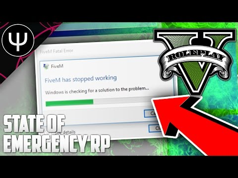 GTA 5: Roleplay Mod — State of Emergency (SoE) Epic Roleplay Experience!