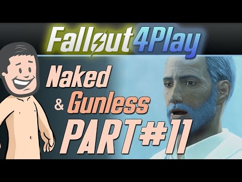 Fallout 4 Naked & Gunless - #11 Family Dinner Time