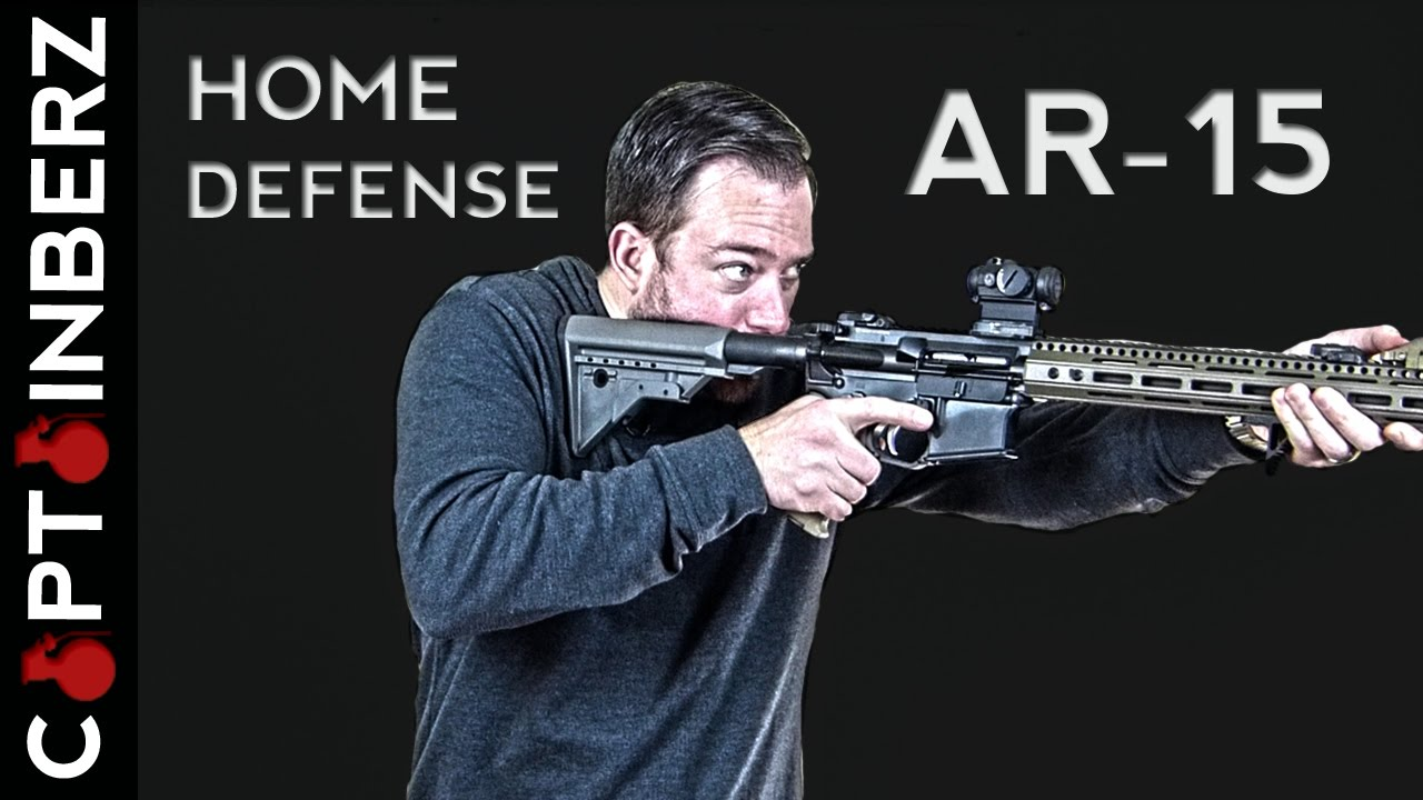 Home Defense AR-15 (How to Setup Yours!)