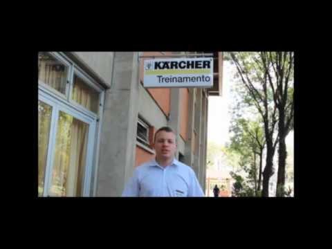 Karcher - Encaixe dos Acessórios nas Lavadoras de Alta Pressão