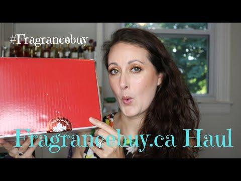 Fragrancebuy.ca Perfume Haul // Fragrances I Have Added To My Collection