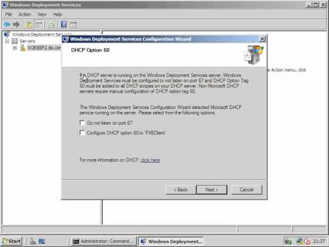 WDS: Windows Deployment Services and BINL Port 4011