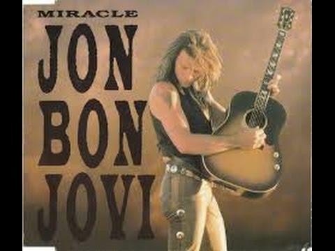 Bon Jovi Miracle Lyric Video