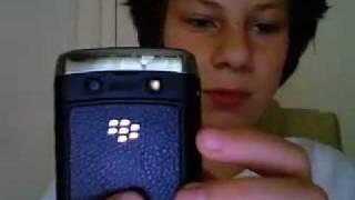 Présentation du BlackBerry Bold 9700 1ère partie