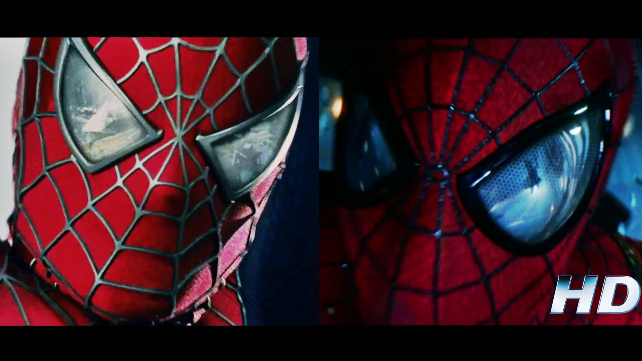 spiderman 3 the amazing spiderman 2 saving gwen hd