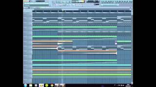 Borgeous - Wildfire ( Fl Studio Remake + FLP Download )