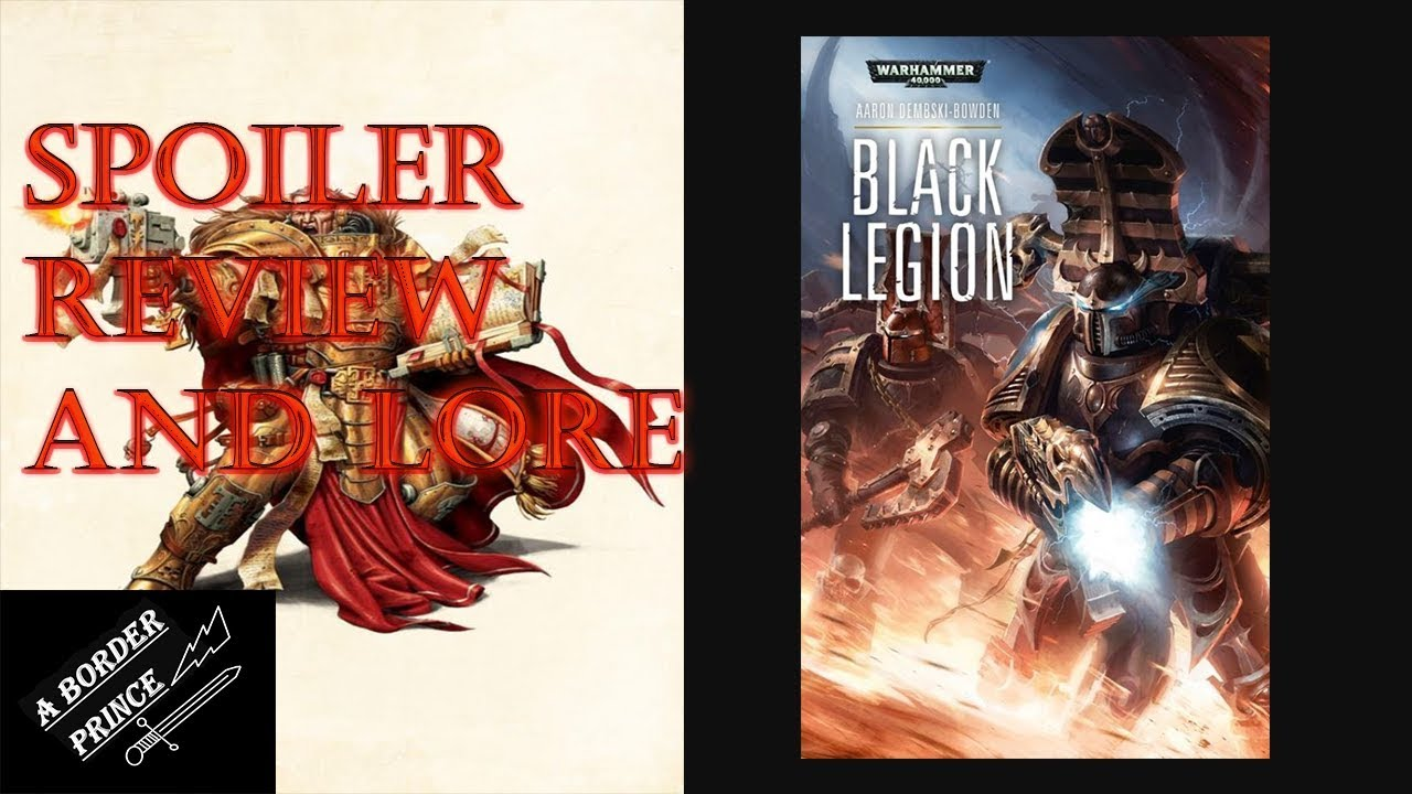 black legion audiobook