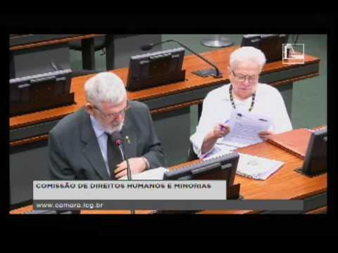 DIREITOS HUMANOS E MINORIAS - Reunião Deliberativa - 11/05/2016 - 14:56