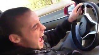 Гуф ft Григорий Лепс Guf зачитал трек Лепса в своей тачке новый клип 2016 смотреть всем СКР