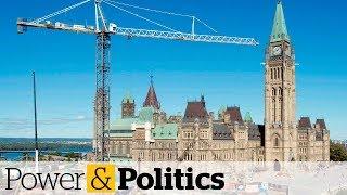 Parliament's Centre Block closing for a decade | Power & Politics