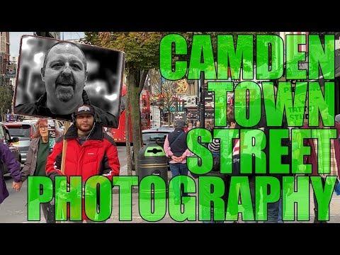 Camden Town - London Street Photography