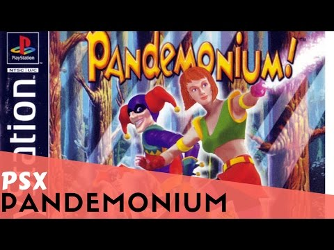 PSX Longplay #4: Pandemonium