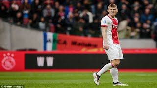Bayern Munich to rival Barcelona for signature of highly rated Ajax defender Matthijs de Ligt
