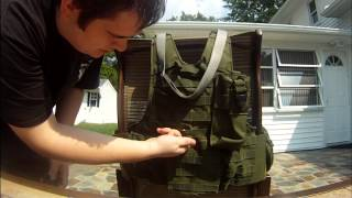 airsoft tip how to wear a one point sling on your molle vest