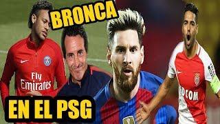 Nueva BRONCA de NEYMAR en el PSG   Messi de por vida en el BARÇA   United pierde invicto