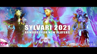 Guild Wars 2 New Player Guide | Sylvari Fashion Wars 2021
