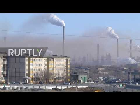 Kazakhstan: 'It's scary to live here!' - Temirtau residents concerned over black snow