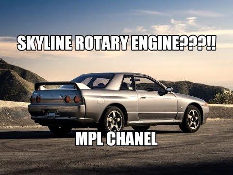 Rotary engine SWAPS #14