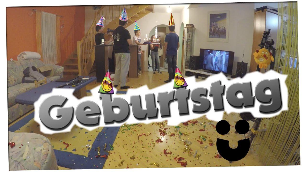 Geburtstag überraschung