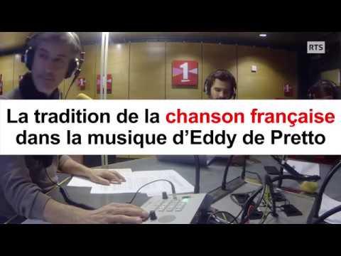 Eddy de Pretto et la tradition de la chanson française [ANALYSE MUSICALE]