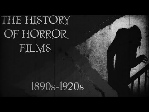 history of music in horror films The history of the hollywood movie industry in the creation of their films, which previously in history had not been films, comedies, westerns, and horror.
