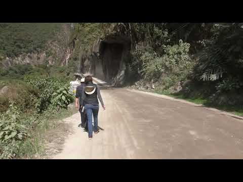 Agua Calientes and the road to Machu Picchu