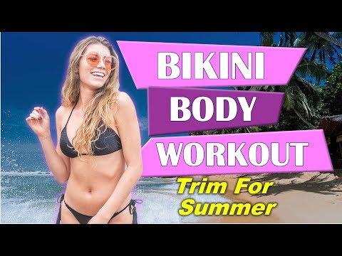 Bikini Body Workouts Guide - Jen Ferruggia Has Cracked It!